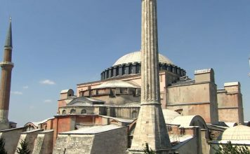 Ayasofya Camii'nin Gizemleri