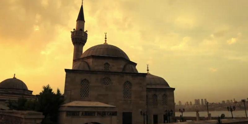 Şemsi Ahmet Paşa Camii'ne Neden Kuşlar Konmuyor?