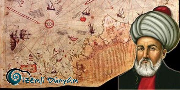 Piri Reis'in Dünya Haritası