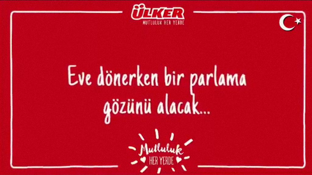 1- Ülker'in 1 Nisan Reklam Filmi