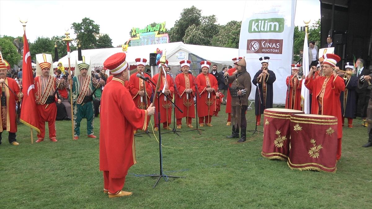 Anadolu kültürü Londra'da tanıtılıyor