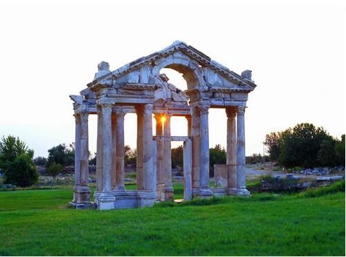 Afrodisyas UNESCO Dünya Miras Listesinde