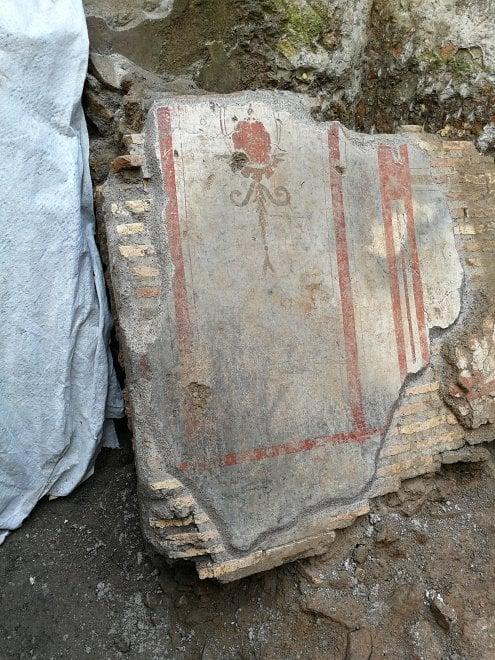İtalya'da metro inşaatında Mini Pompei kalıntıları