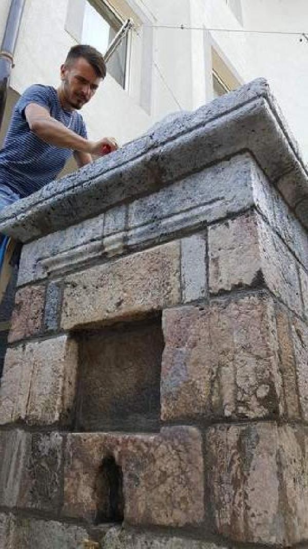 Kosova'da Osmanlı çeşmeleri yeniden hayata dönüyor