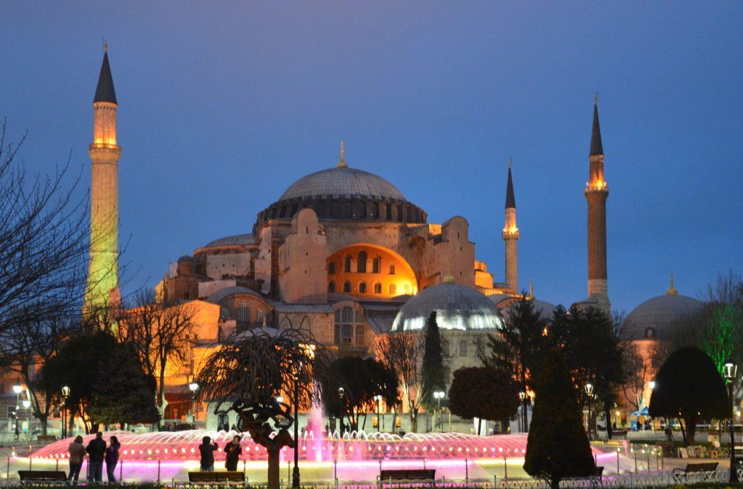 Ayasofya Camii Artık Özgür